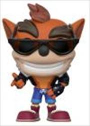 Crash Bandicoot Biker Outfit