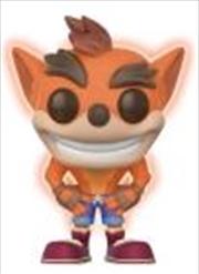 Crash Bandicoot Glow