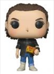 Stranger Things - Eleven Punk Rock US Exclusive Pop! Vinyl [RS]