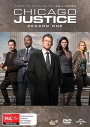 Chicago Justice - Season 1 | DVD
