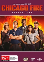 Chicago Fire - Season 5 | DVD
