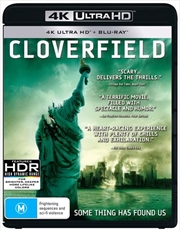 Cloverfield | Blu-ray + UHD