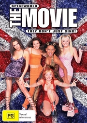 Spiceworld - The Movie - 20th Anniversary Edition