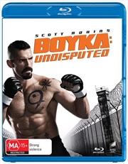 Boyka - Undisputed