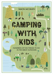 Camping with Kids | Paperback Book