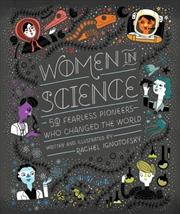Women In Science | Hardback Book