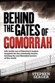 Behind the Gates of Gomorrah | Paperback Book