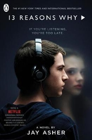 Thirteen Reasons Why - TV Tie-In Edition