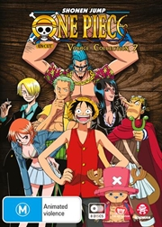 One Piece Voyage - Collection 7 - Eps 300-348 | DVD