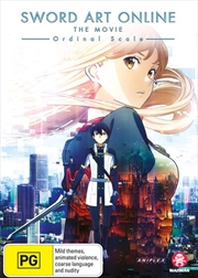 Sword Art Online - The Movie - Ordinal Scale | DVD