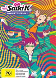Disastrous Life Of Saiki K. | Series Collection, The