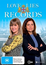 Love Lies and Records | DVD