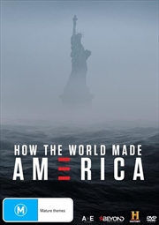 How The World Made America | DVD