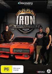 Iron Resurrection - Season 2