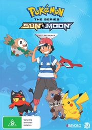 Pokemon The Series - Sun and Moon - Collection 2 | DVD