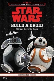 Build A Droid Sticker Activity