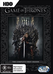 Game Of Thrones - Season 1 | DVD