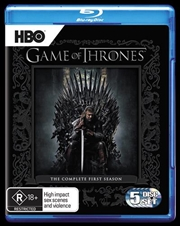 Game Of Thrones - Season 1 | Blu-ray