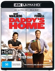 Daddy's Home | Blu-ray + UHD