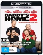 Daddy's Home 2 | Blu-ray + UHD