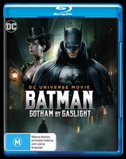 Batman - Gotham By Gaslight