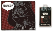 Star Wars Dark Side Microfibre Cloth | Accessories