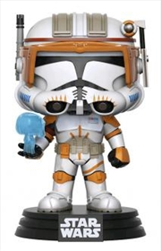 Star Wars - Clone Commander Cody US Exclusive