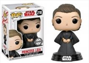 Star Wars - Princess Leia with Cloak Episode VIII The Last Jedi US Exclusiv