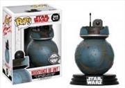 Star Wars - Resistance BB Unit Episode VIII US Exclusive | Pop Vinyl