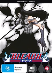 Bleach Shinigami - Collection 7 - Eps 268-316