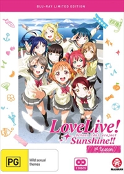 Love Live! Sunshine!! - Season 1 - Limited Collector's Edition | Blu-ray