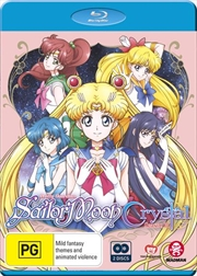 Sailor Moon - Crystal - Set 3 - Eps 27-39