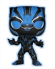 Black Panther - Black Panther Blue Glow US Exclusive