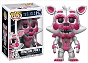 Funtime Foxy | Pop Vinyl