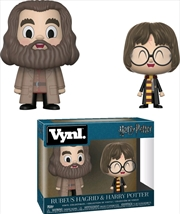 Hagrid And Harry | Pop Vinyl