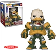 Howard The Duck 6 Inch