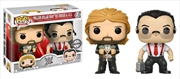 WWE - IRS and Million Dollar Man US Exclusive