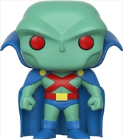 Justice League Animated - Martian Manhunter US Exclusive | Pop Vinyl