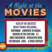A Night At The Movies | CD