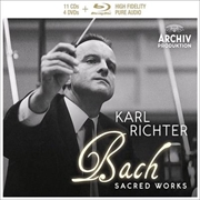 Sacred Works Deluxe | Blu-ray/CD