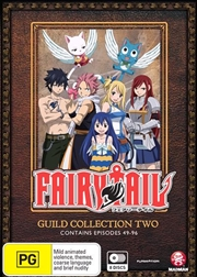 Fairy Tail Guild - Collection 2 - Eps 49-96 | DVD