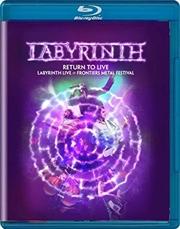 Return To Live | Blu-ray
