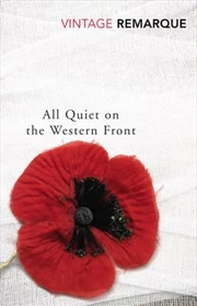 All Quiet On The Western Front | Paperback Book