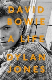 David Bowie: A Life | Paperback Book