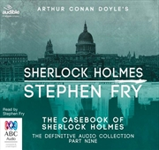 The Casebook Of Sherlock Holmes | Audio Book
