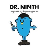 Doctor Who: Dr Ninth Roger Har