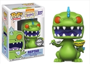Reptar With Cereal | Pop Vinyl