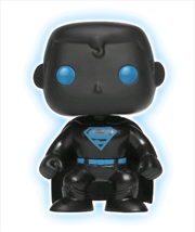 Superman Silhouette Glow | Pop Vinyl