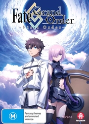 Fate/Grand Order - First Order | DVD