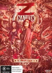 Z Nation - Season 1-4 | Boxset